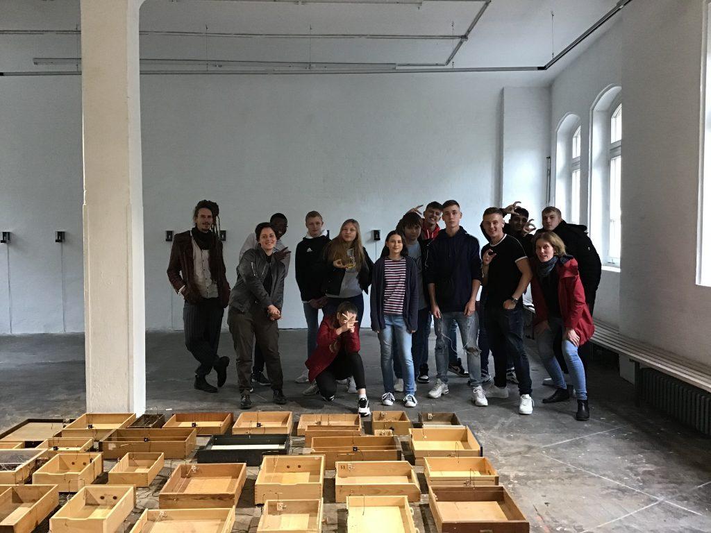 Bild: Workshop Klangkunst