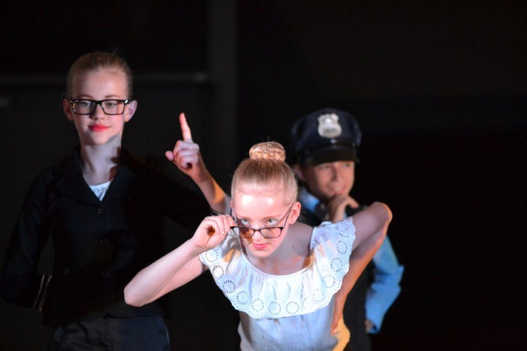 Bild: WBG Auftritt Musical