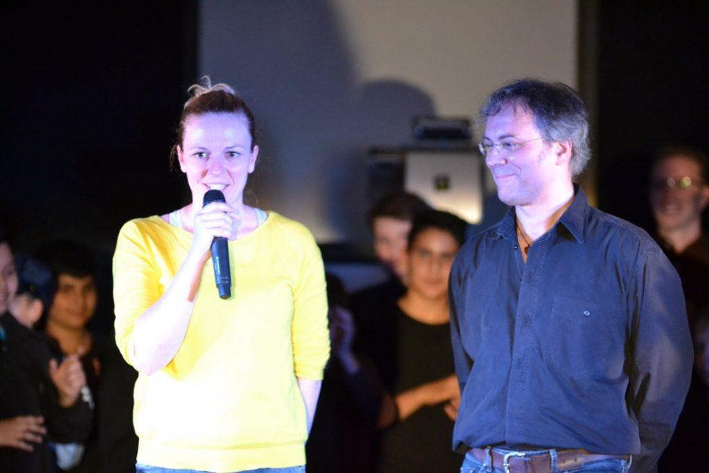Bild: Musical in der WBG