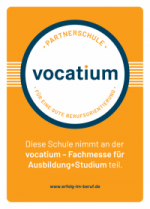 Logo: Vocatium