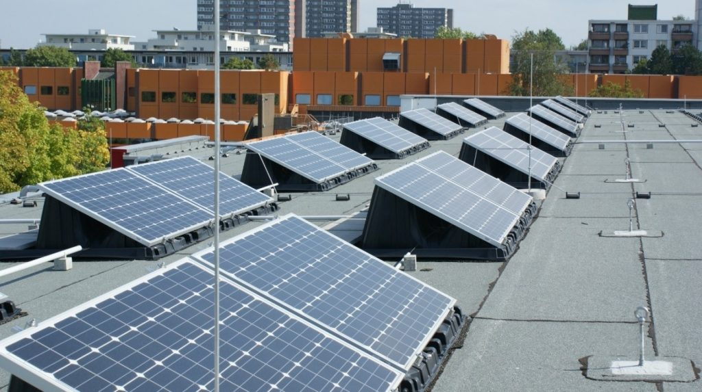 Bild: Solaranalage