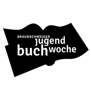 Logo Braunschweiger Jugendbuch Woche