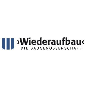 Logo Wiederaufbau Baugenossenschaft