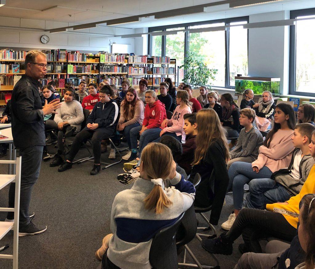 Bild: Fachbereich Deutsch Jugendbuchwoche