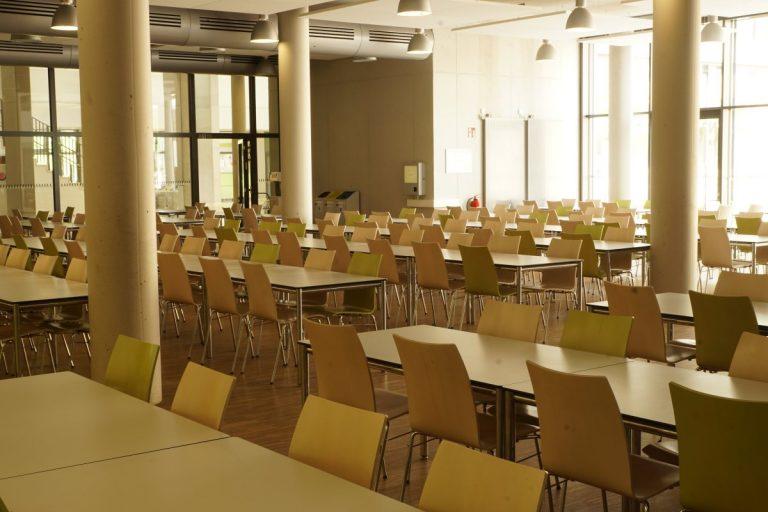 Foto: Schulmensa Wilhelm-Bracke-Gesamtschule