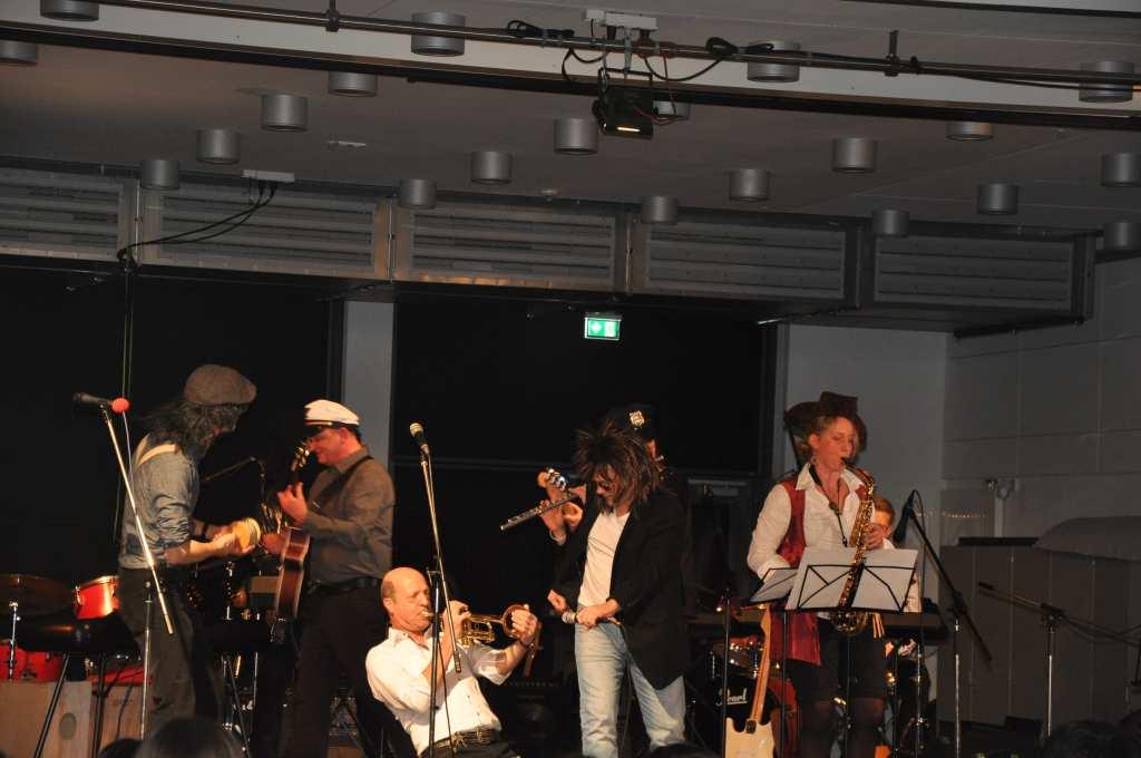 Bild: Musik an der WGB